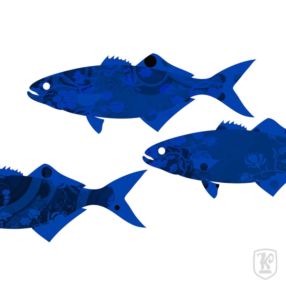 BLUEFISHES