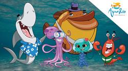 Mascotes AquaRio