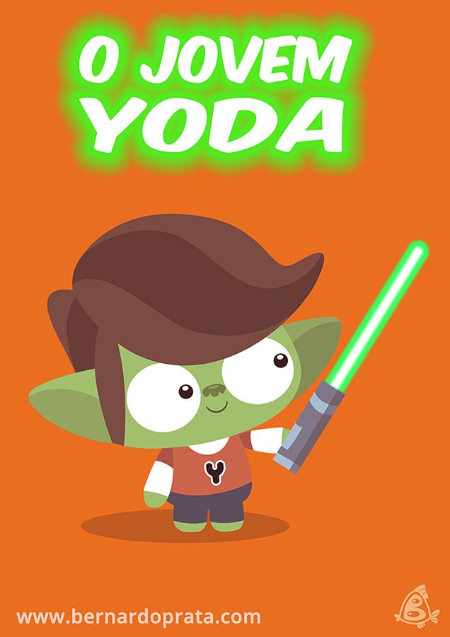 O Jovem Yoda