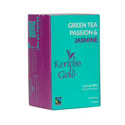 Green Tea Passion and Jasmine