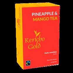 Pineapple and Mango Tea
