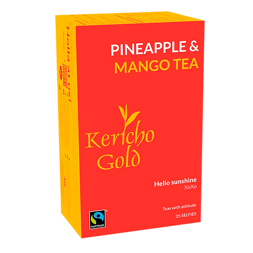 Pineapple & Mango