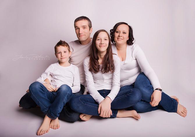 Moja ulubiona rodzinka:)