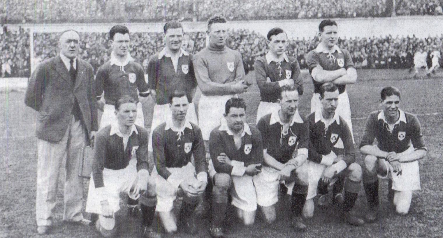 1934 Irish Free State Team