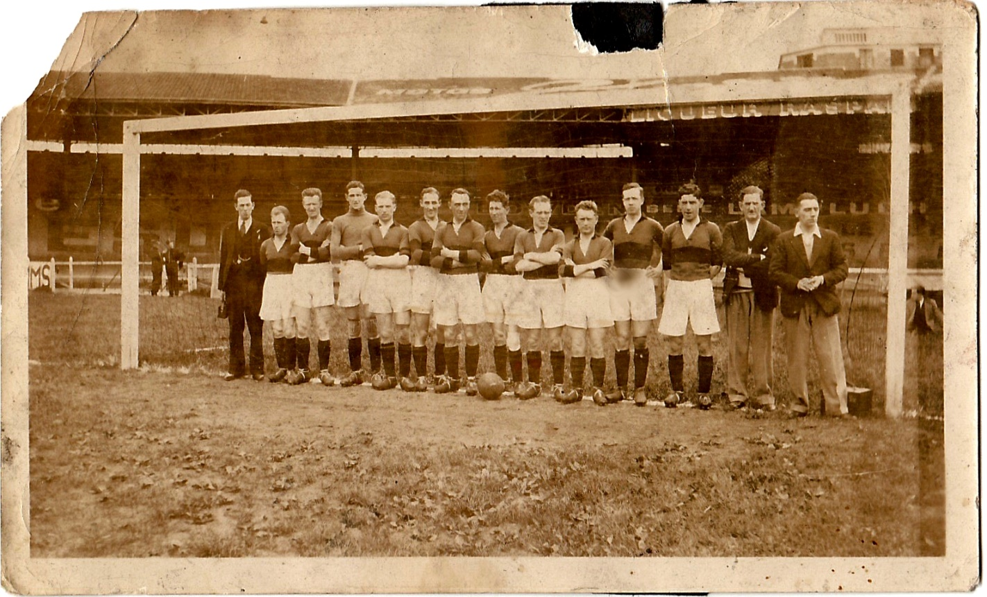 Bohemian FC in Paris