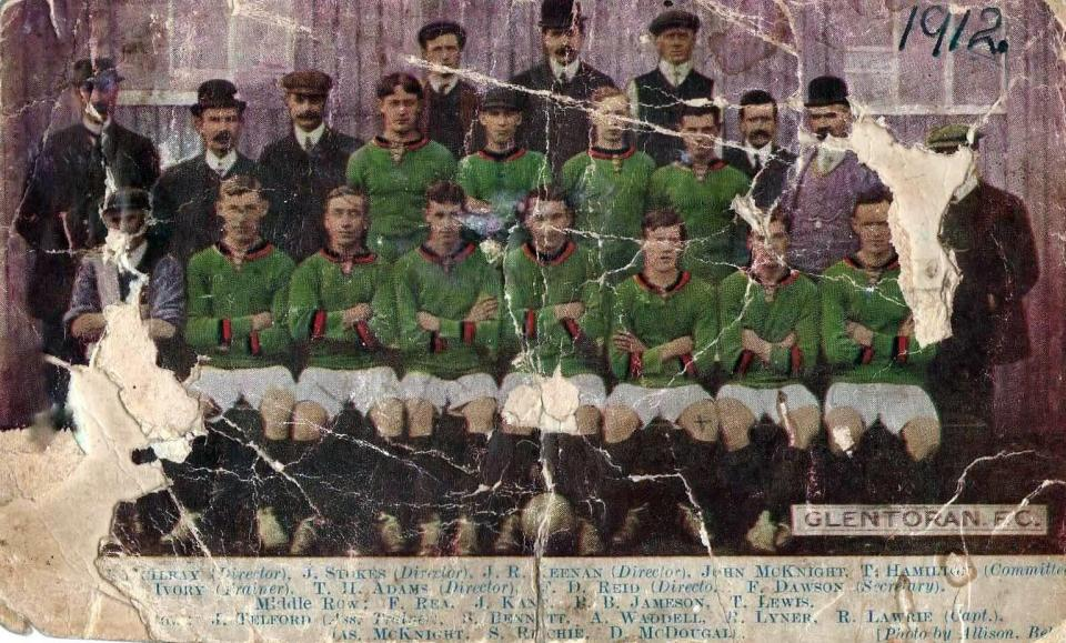 Glentoran FC 1912