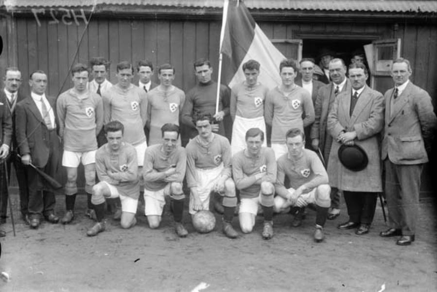 1924 Irish Free State Team