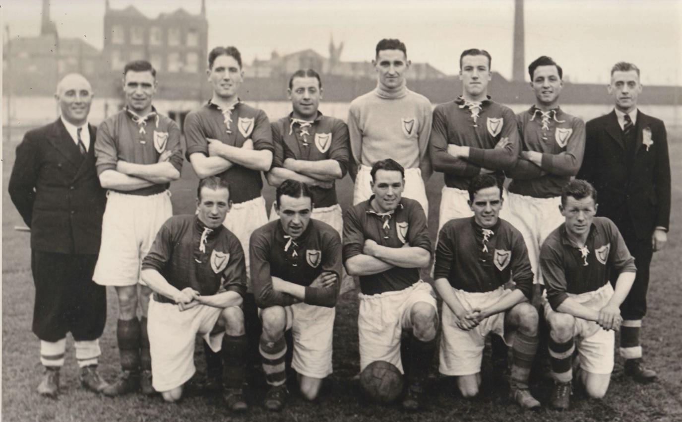 1940 - Leinster XI