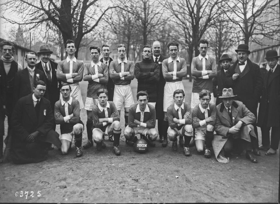 1920 Ireland in Paris