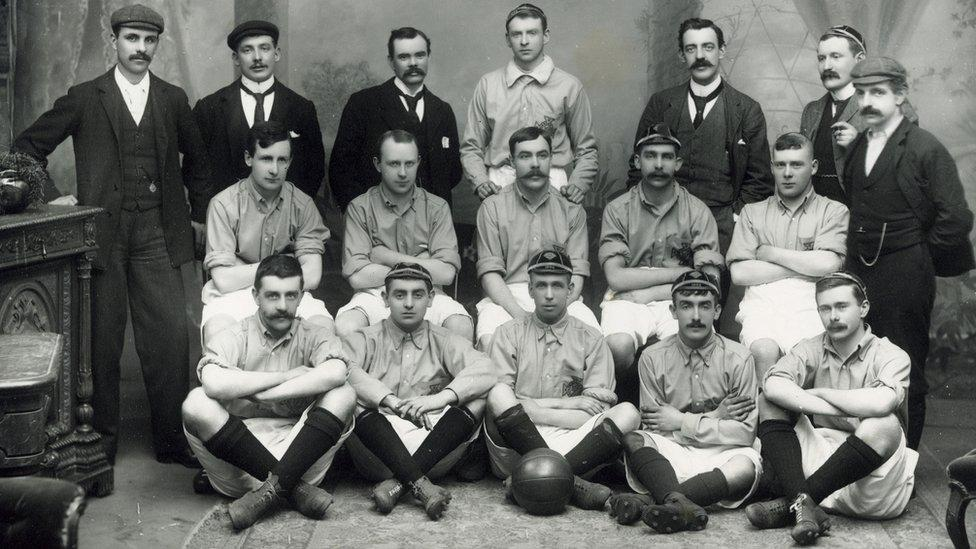1900 Ireland Team
