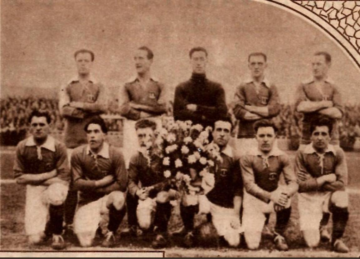 1926 Irish Free State Team