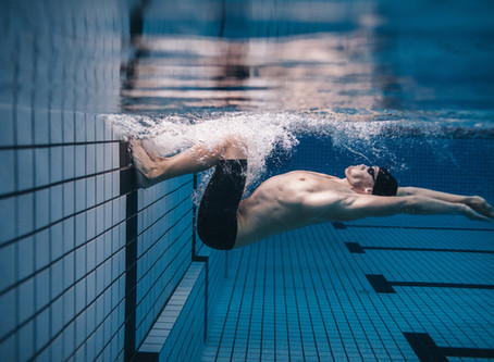 How can mobility, stretching and strengthening improve my swimming?