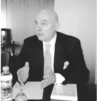 Décès du Professeur Bertrand Lemennicier