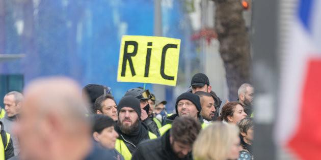 RIC Démocratie directe