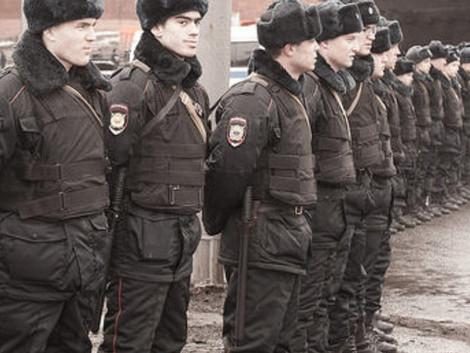 Répression anti-libérale en Russie