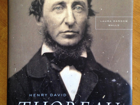 Thoreau and Tetanus