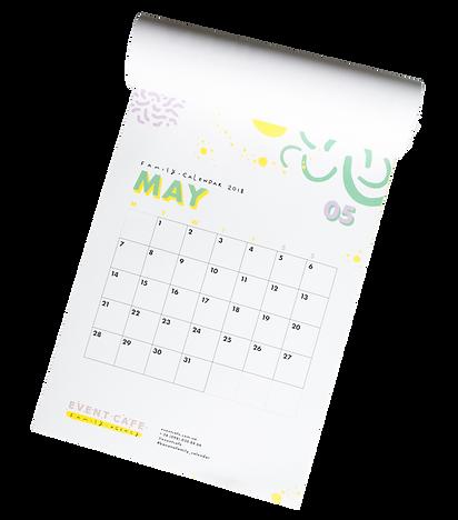 Семейный календарь 2019