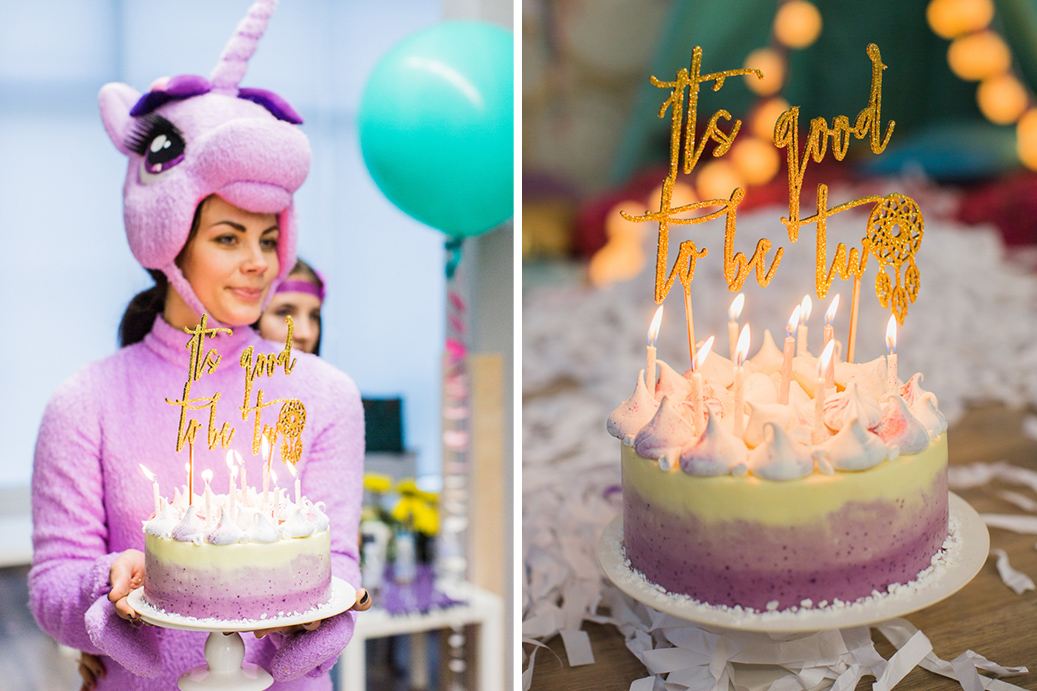 Vera's Second Boho Birthday Party
