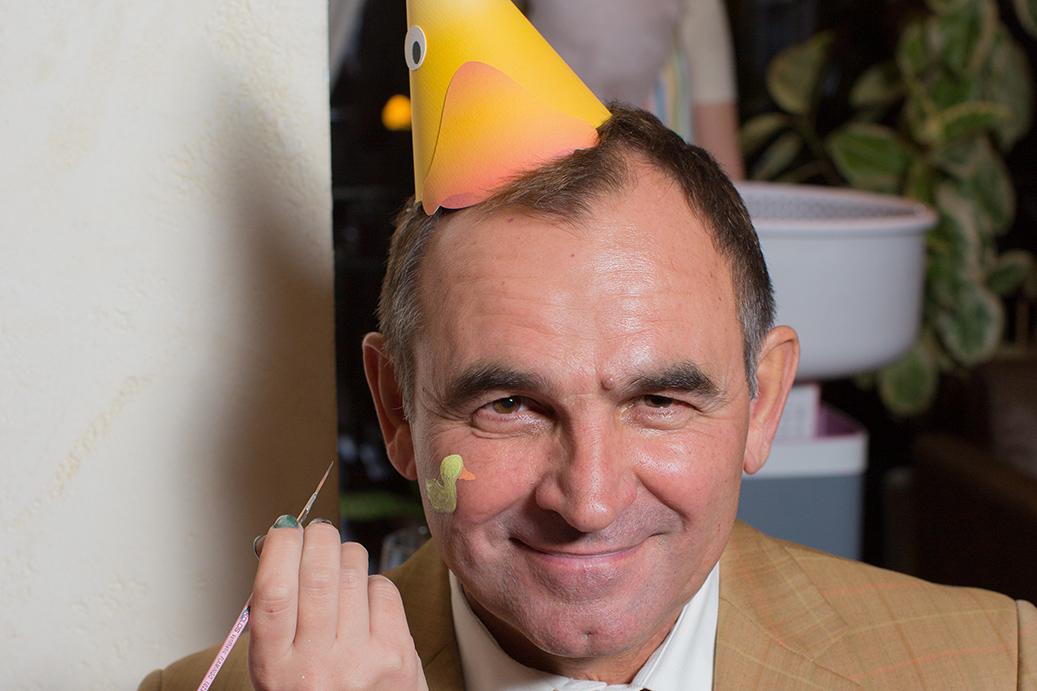 Miroslava's 1st Birthday Bash