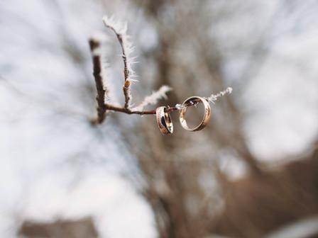 Au gré des saisons : se marier en hiver