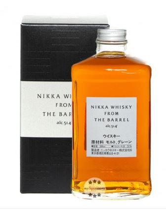 Nikka From The Barrel Blended Whisky 0,5l