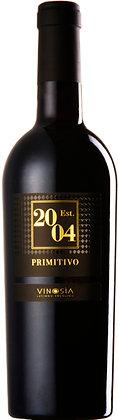 Vinosia Primitivo Salento 2004 0,75l