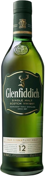 Glenfiddich 12 Jahre Single Malt Scotch Whisky 0,7l