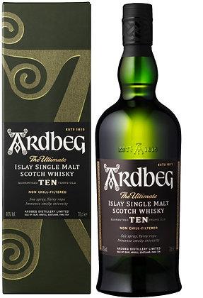 Ardbeg Ten 10 Jahre Whisky 0,7l