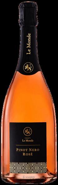 Le Monde Prosecco Pinot Nero Rosé Spumante 0,75l