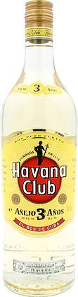 Havanna Rum Anejo 3 Jahre 40% 1,0l