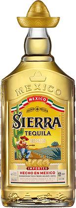Sierra Tequila Reposado Gold 38% 1,0l