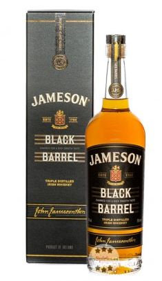 Jameson Black Barrell Irish Whiskey 0,7l