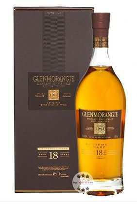 Glenmorangie 18 Jahre Extremely Rare Single Malt Whisky 0,7l