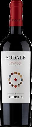 Cotarella Sodale Lazio Merlot IGP 2016 0,75l
