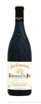 Vignobles Famille Quiot Les Couversets Châteauneuf-du-Pape AOC 2013 0,75l