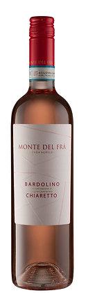 Monte del Fra Bardolino Chiaretto trocken 2020 0,75l