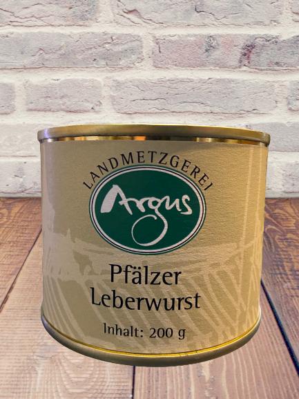 Argus Pfälzer Leberwurst 200g