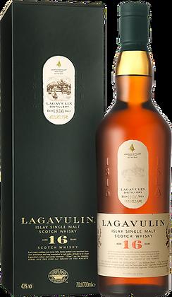 Lagavulin 16 Jahre Islay Single Malt Whisky 0,7l