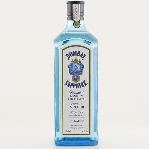 Bombay Saphire Gin 40% 1,0l