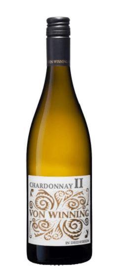von Winning Chardonnay II trocken 2018 0,75l