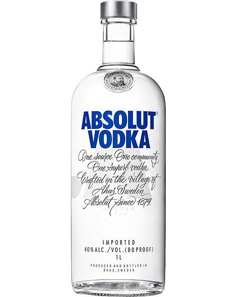 Absolut Wodka 40% 1,0l