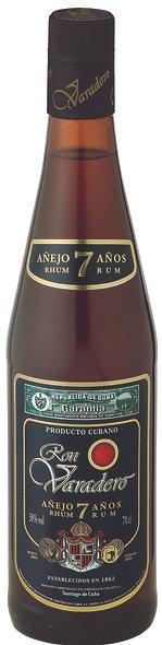 Ron Varadero 7 Jahre Rum 37% 0,7l
