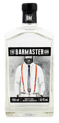 The Barmaster Gin 42,9% 0,7l