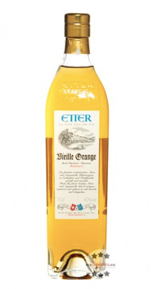 Etter Vielle Orange 40% 0,35l