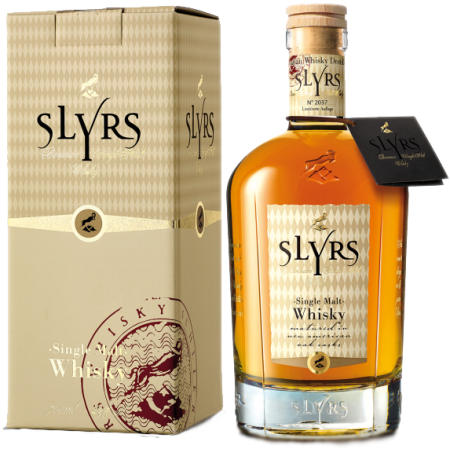 Slyrs Classic Single Malt Whisky 0,7L