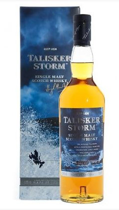Talisker Storm Single Malt Scotch Whisky 0,7l