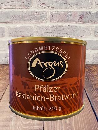 Argus Pfälzer Kastanien Bratwurst 200g