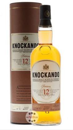Knockando 12 Jahre Speyside Single Malt Whisky 0,7l