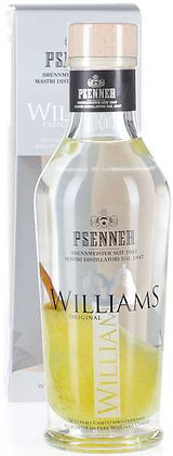 Psenner Williams Original mit Birne 38% 0,5l