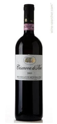 Casanova di Neri Brunello di Montalcino DOCG 2003 0,75l